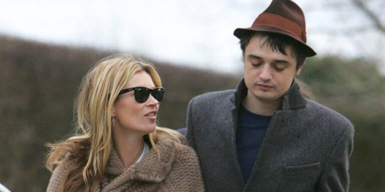 Kate Moss und Pete Doherty. (c) Photo Press Service, www.photopress.at