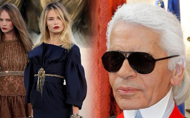 Lagerfeld cancelt Paris-Show