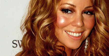 "Mariah Carey am ""Playboy""-Cover"