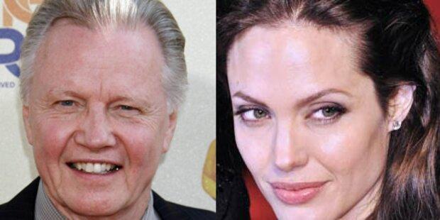 Hat Angelina sich mit Papa versöhnt?