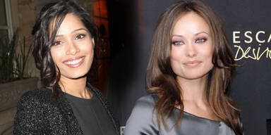 Wird Freida Pinto das schönste Bond-Girl?