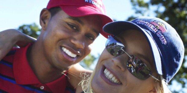 Tiger Woods' Frau kehrt zu ihm zurück