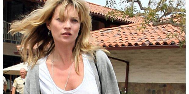 Kate Moss hat es wieder geschafft