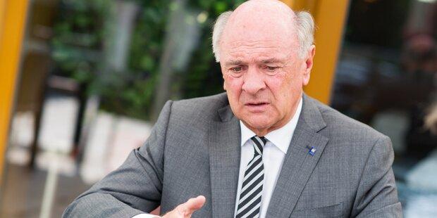 Erwin Pröll: Poker bis zuletzt