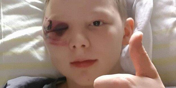 So will Polizei Kinder-Prügler schnappen