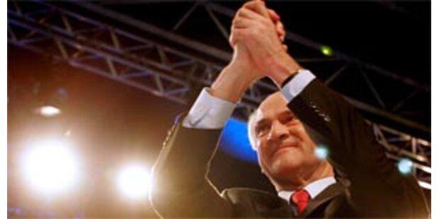 Pröll als Landeshauptmann NÖ wiedergewählt