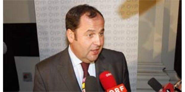 ÖVP nimmt Koalitionsverhandlungen mit SPÖ auf