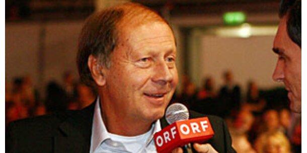"""Heinz Prüller: """"Bin dem ORF zu alt und zu blöd"""""""