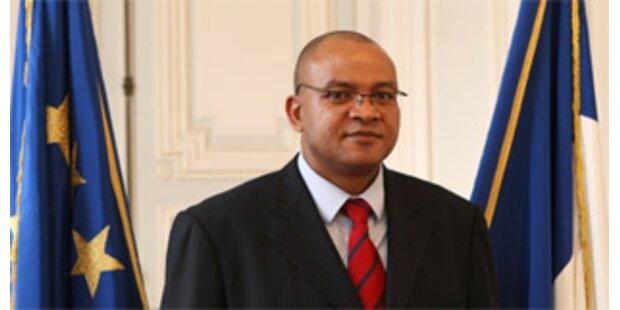 Erster schwarzer Präfekt in Frankreich ernannt