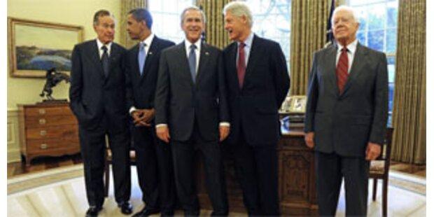 Alle US-Präsidenten auf einen Blick