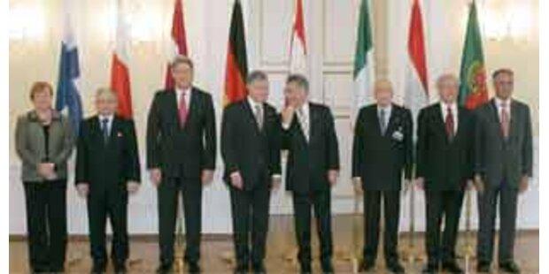 Auftakt zum EU-Staatspräsidenten-Treffen in Graz