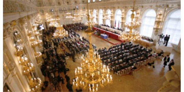 Klaus bleibt tschechischer Präsident