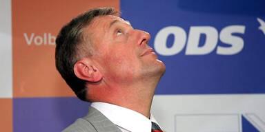 In Prag wird allgemein ein Scheitern der Regierung Topolaneks erwartet.