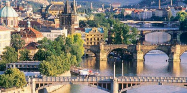 Ein Wochenende im goldenen Prag