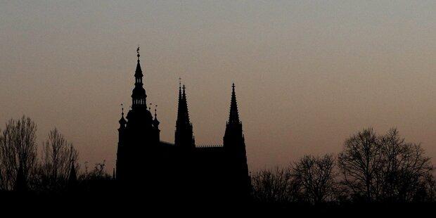 Einigung im Streit um Prager Burg