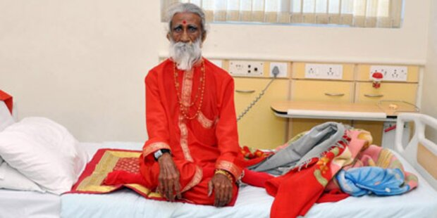 Ärzte staunen über Wunder-Yogi