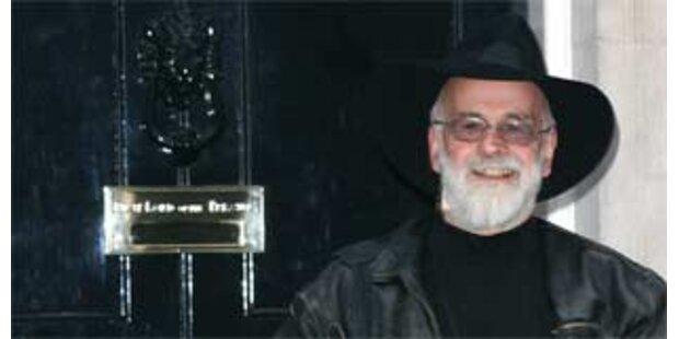 Autor Terry Pratchet ist nun ein