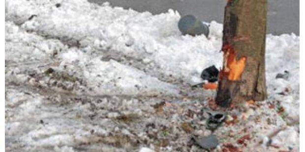 Todeslenker des Schneepflugs sitzt in U-Haft