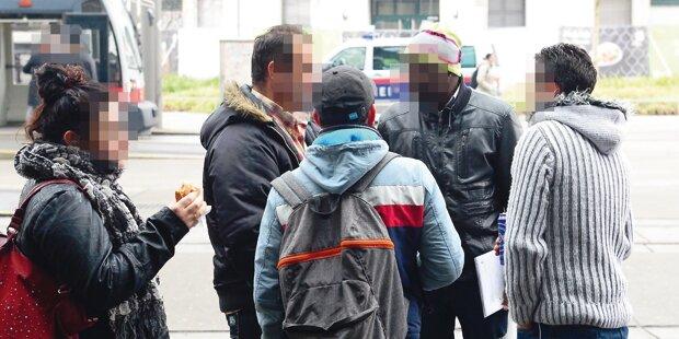 Polizei hat Nordafrikaner im Visier