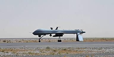 USA setzen bewaffnete Drohnen ein