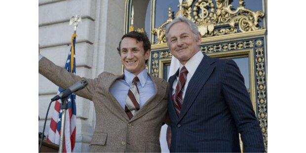 Sean Penn heiß in schwuler Rolle