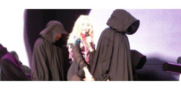 Madonna: So sexy war ihre Wien-Show