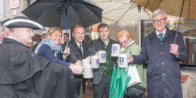 Politstreit ums Abstandhalten jetzt auch in Salzburg