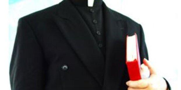 Pater muss wegen Diebstahls von Pornos in Haft