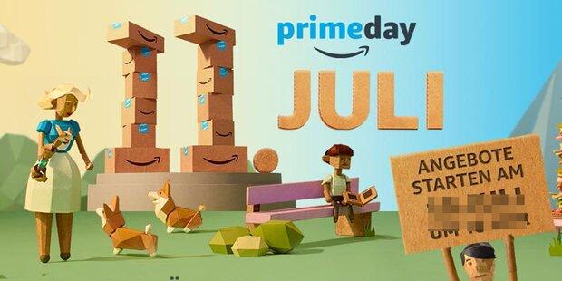 Amazon weitet seinen Schnäppchentag aus