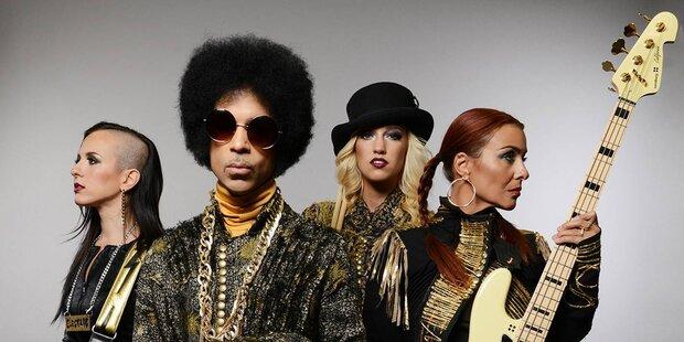 Tickets für Prince gewinnen!