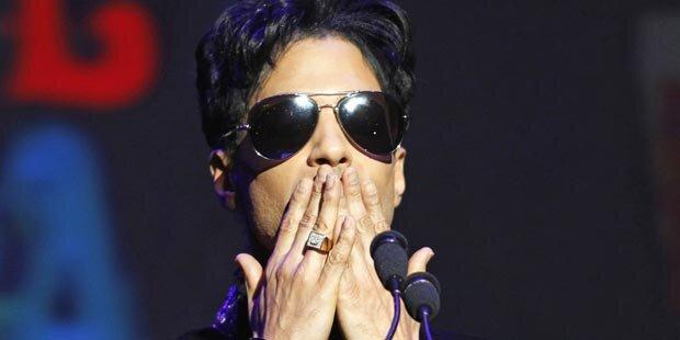 Das war Prince