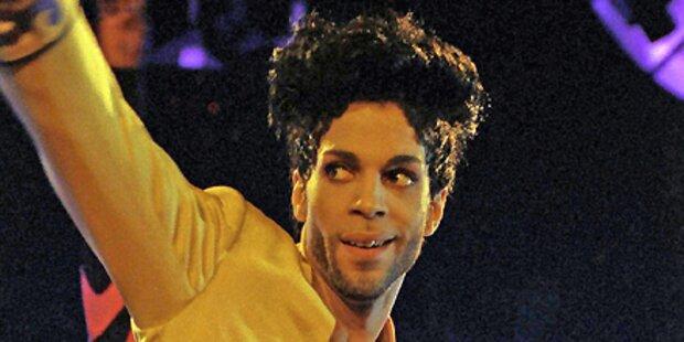 Pop-Star Prince kommt in die Stadthalle!