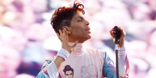 Prince in Wien: Club-Show geplatzt!