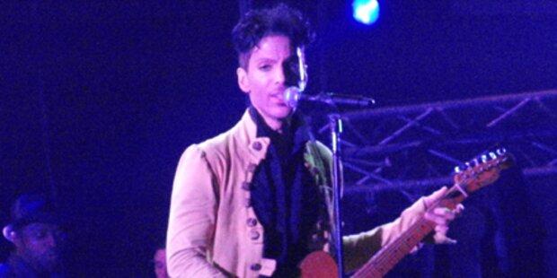 Prince: keine Wiener Videos auf YouTube
