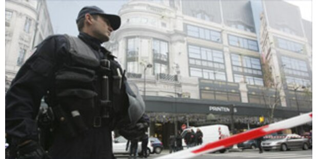 Terroristen planten Anschlag auf Pariser Kaufhaus