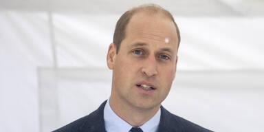 "William über Prinz Philip: ""Es geht ihm okay"""