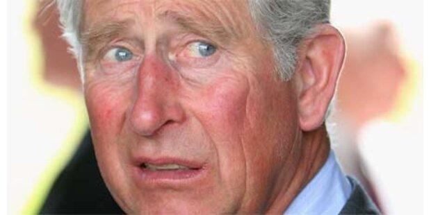 Prinz Charles kommt Steuerzahler teuer