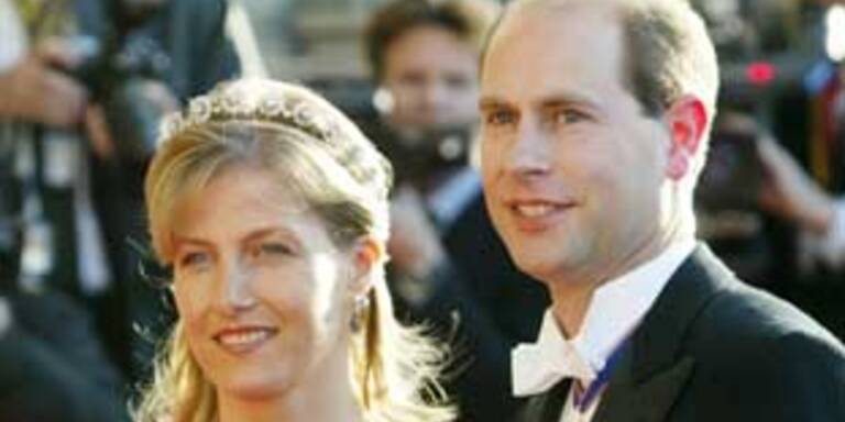 Prinz Edward und seine Sophie