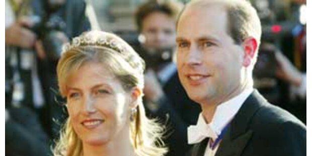 Babyglück für Prinz Edward und seine Sophie