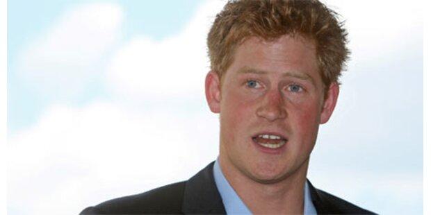 Prinz Harry wurde am Dienstag Millionär