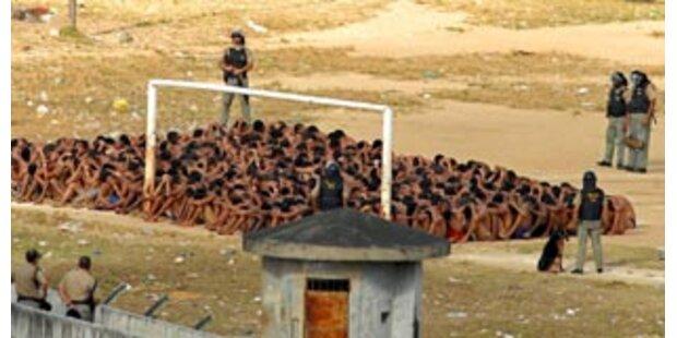 Gefängnisaufstand in Brasilien