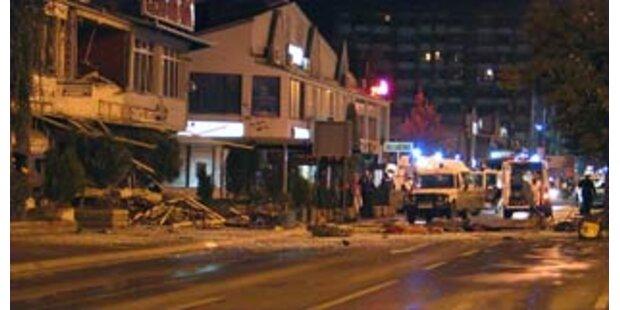 Zwei Tote bei Explosion in Pristina