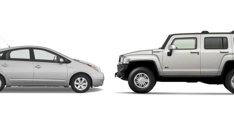 Spritspar-Autos nur für jeden 2. interessant