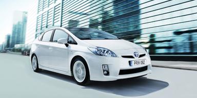Toyota ruft über 105.000 Prius zurück