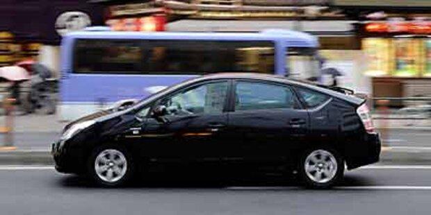 Toyota beschleunigt ungewollt auf 176 km/h