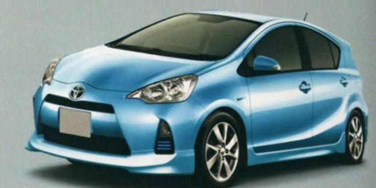 Fotos und Infos vom Prius