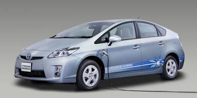 Jetzt kommt der Prius als Plug-in-Hybrid