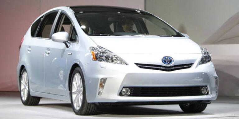 Toyota verschiebt die neue Prius-Serie