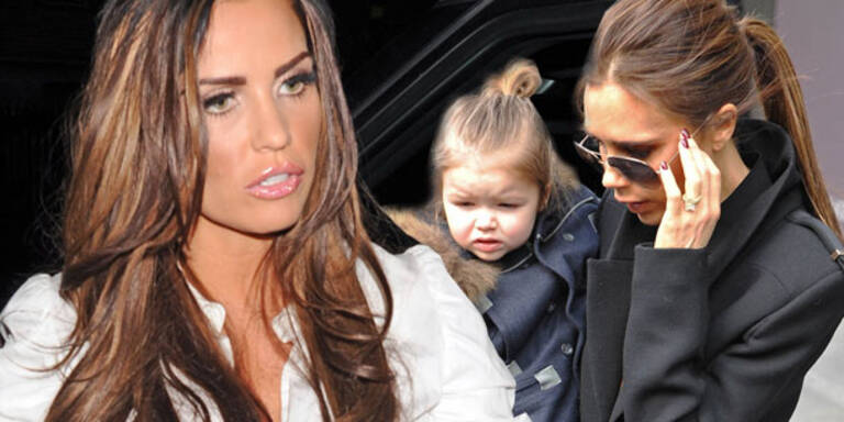 """Price: """"Beckham ist eine Lügnerin"""""""