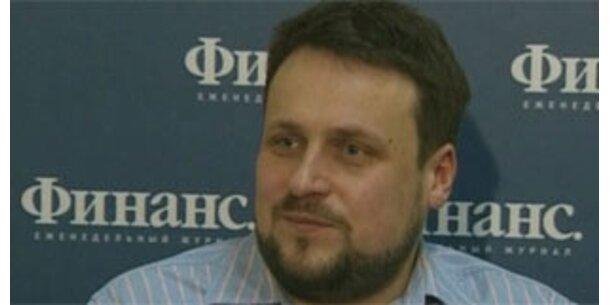 Reichster Russe ist nun Michail Prochorow